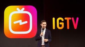 Instagram anuncia IGTV, o novo app de TV voltado para criadores de conteúdo 8