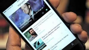 89 - MSN Notícias passa a se chamar Microsoft Notícias e ganha um novo app
