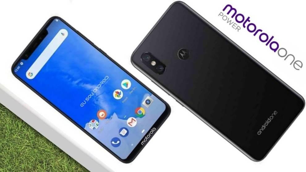 Motorola One e One Power tem imagens reveladas com direito a notch 7
