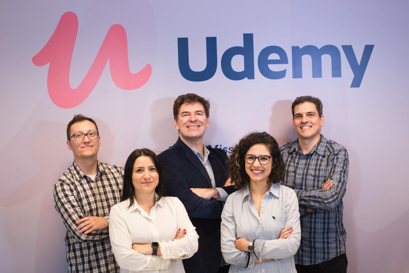 Equipe Udemy - Showmetech