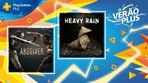 PS Plus de Julho terá Heavy Rain, Absolver e muito mais 20