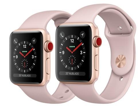 Apple Watch Series 3 começa a ser vendido hoje com função celular na Claro 9