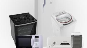 Confira os eletrodomésticos mais buscados em junho no Zoom 12