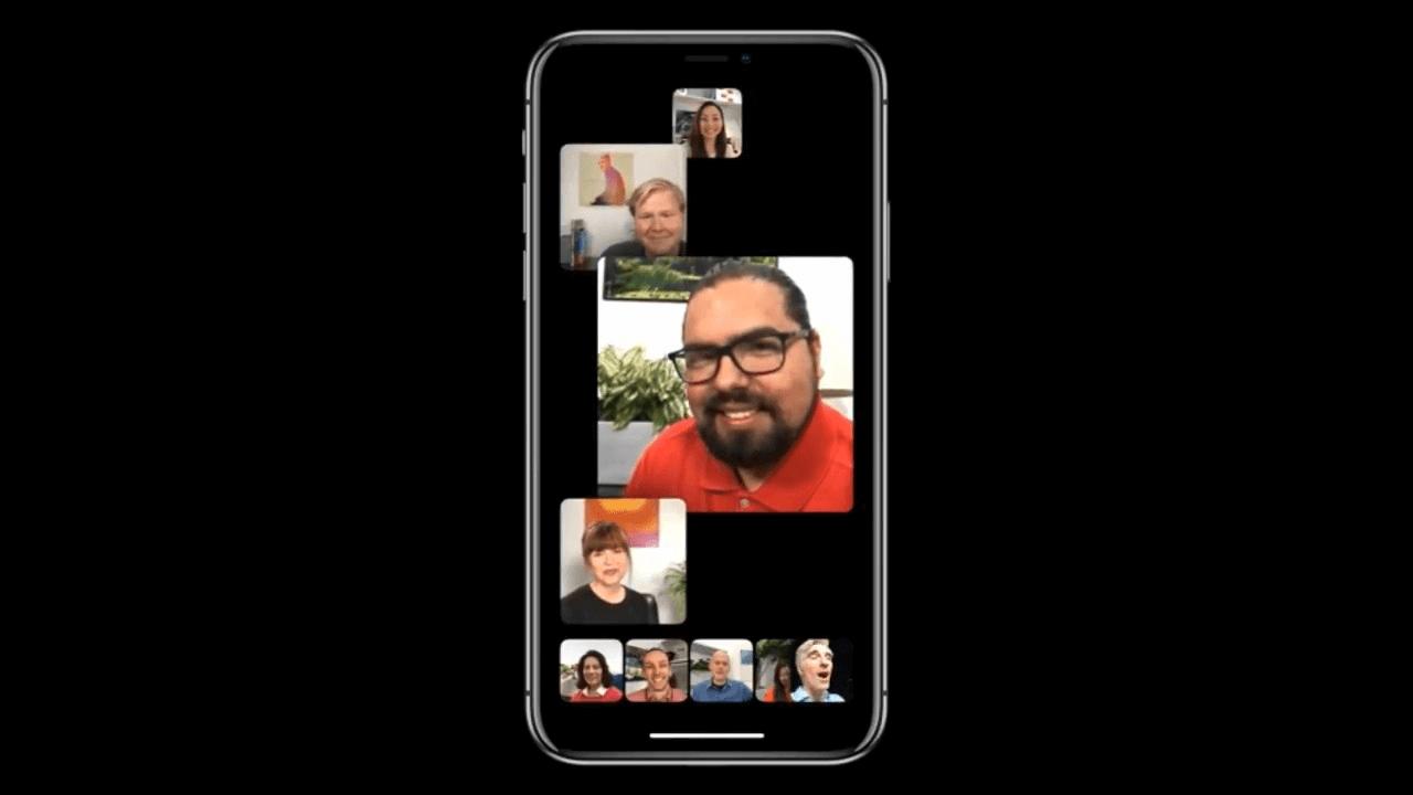 facetime 32 pessoas - WWDC18: iOS 12 chega com Realidade Aumentada compartilhada e Notificações em Grupo