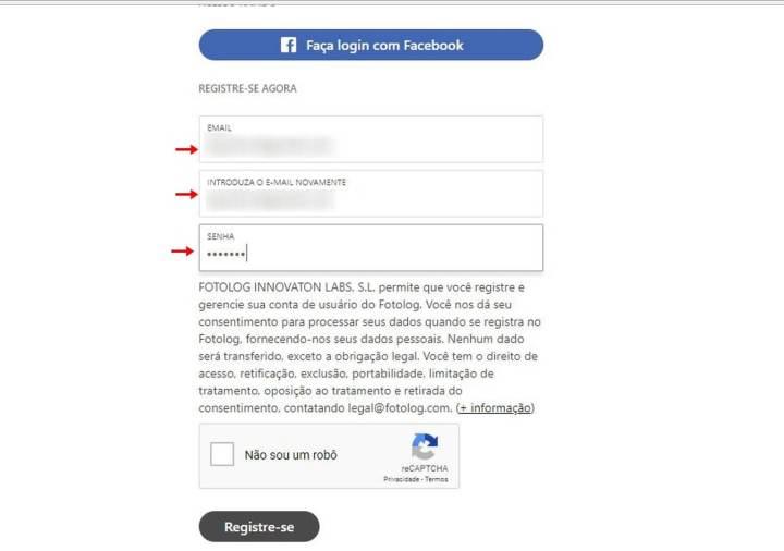 fotolog web 720x506 - Fotolog voltou! Confira como usar o serviço no smartphone e web