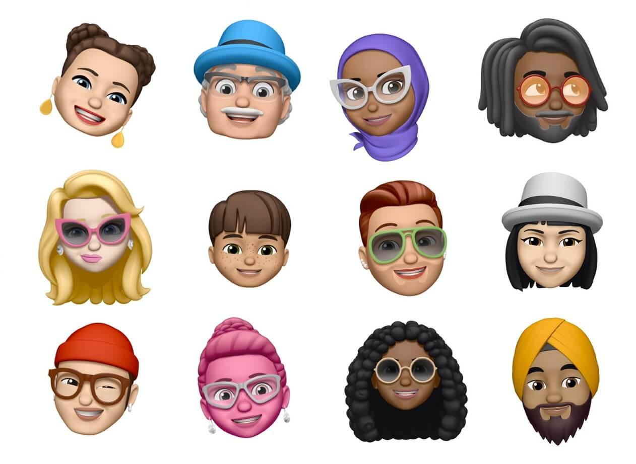 ios12 apple memoji - WWDC18: iOS 12 chega com Realidade Aumentada compartilhada e Notificações em Grupo