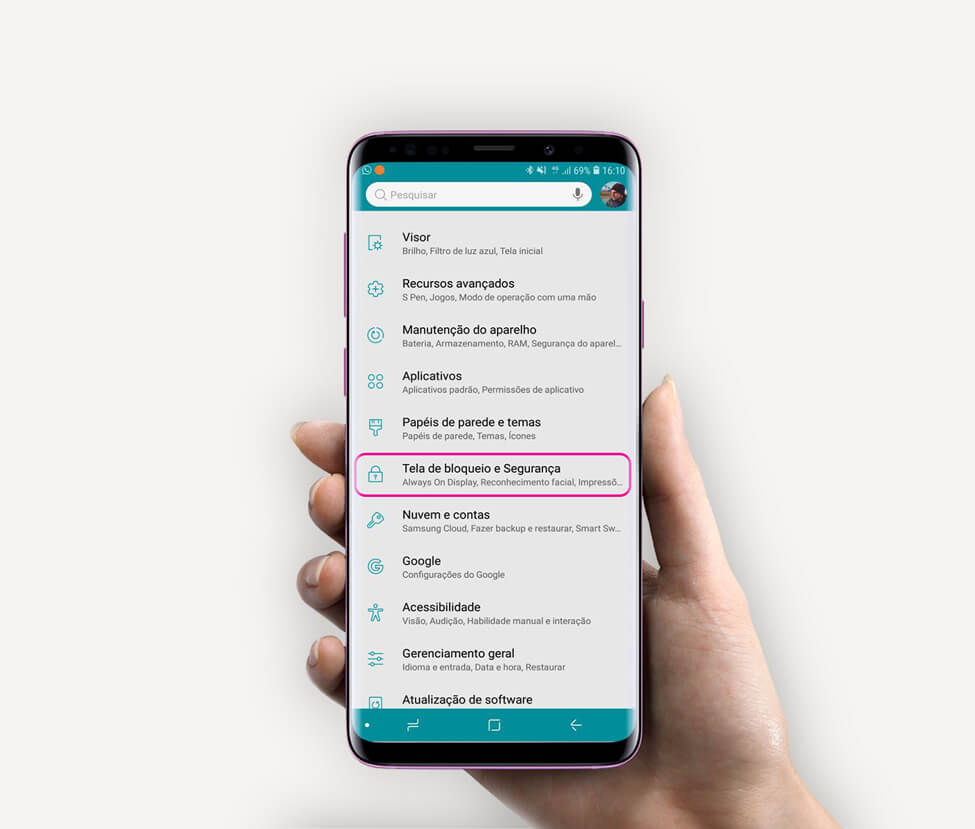 Tutorial: use Clock Face para alterar o estilo do relógio do Samsung Galaxy 5