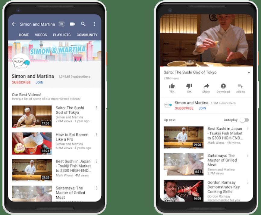 YouTube anuncia novas maneiras de patrocinar canais 5