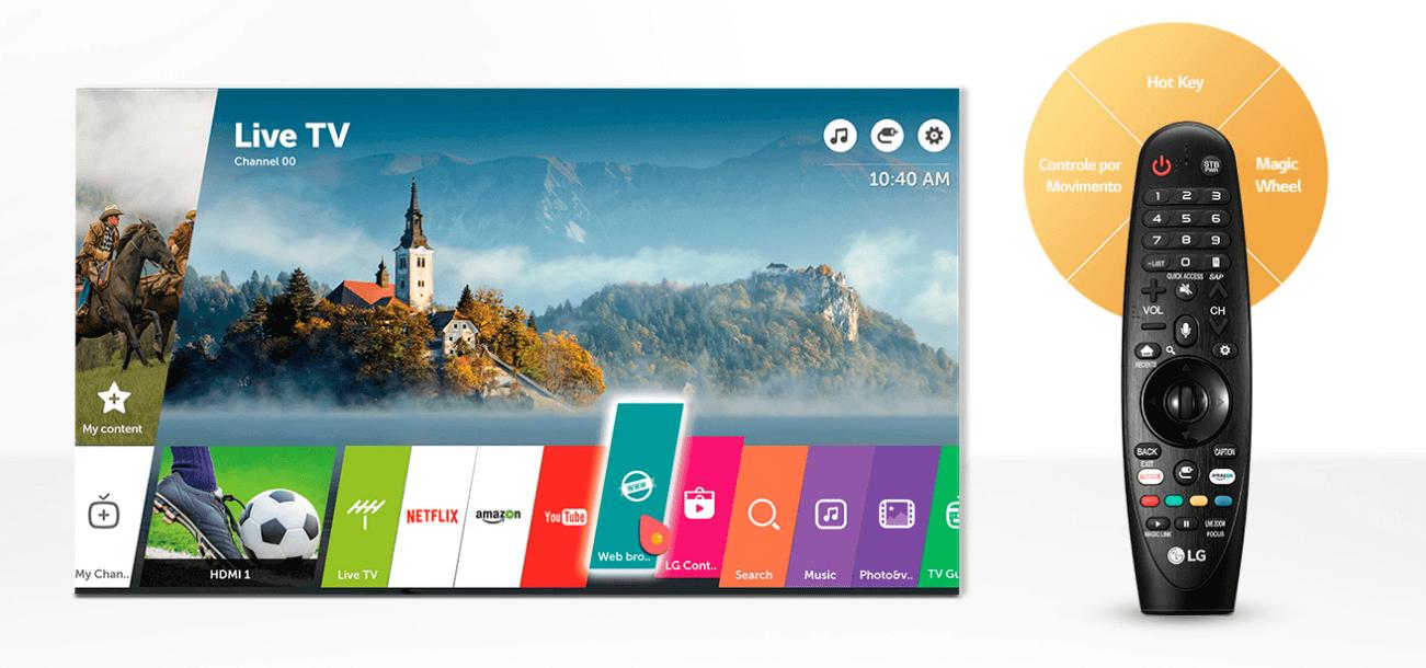 Qual é o melhor sistema de Smart TVs em 2018: Android TV