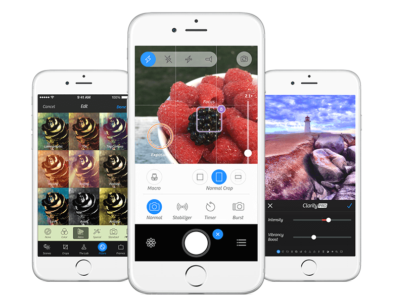 10 aplicativos de câmera para tirar fotos perfeitas no Android e no iPhone 10