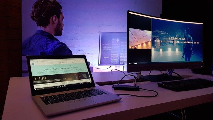 Conheça os novos Notebooks e Workstations da HP do Brasil 8