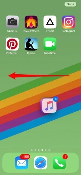 Aprenda a mover múltiplos ícones de uma vez só no iPhone 10