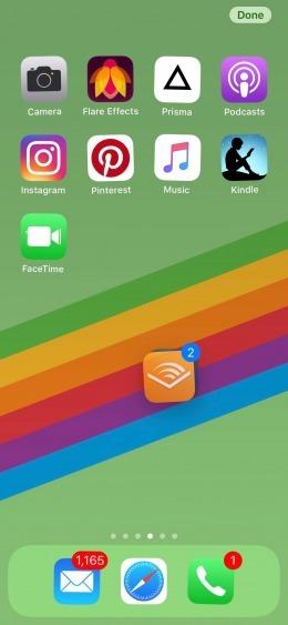 Aprenda a mover múltiplos ícones de uma vez só no iPhone 6