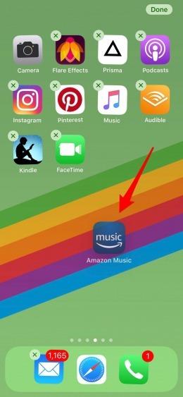Aprenda a mover múltiplos ícones de uma vez só no iPhone 5