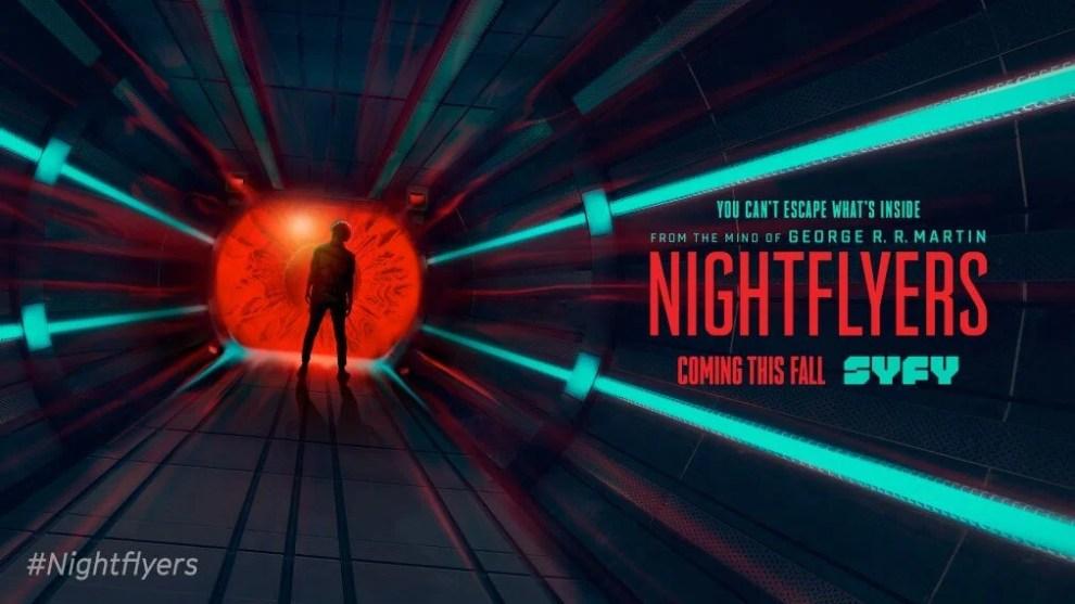 Nightflyers, série de terror no espaço de George R.R. Martin, ganha trailer 4