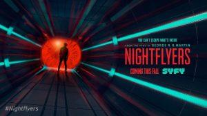 Nightflyers, série de terror no espaço de George R.R. Martin, ganha trailer 9