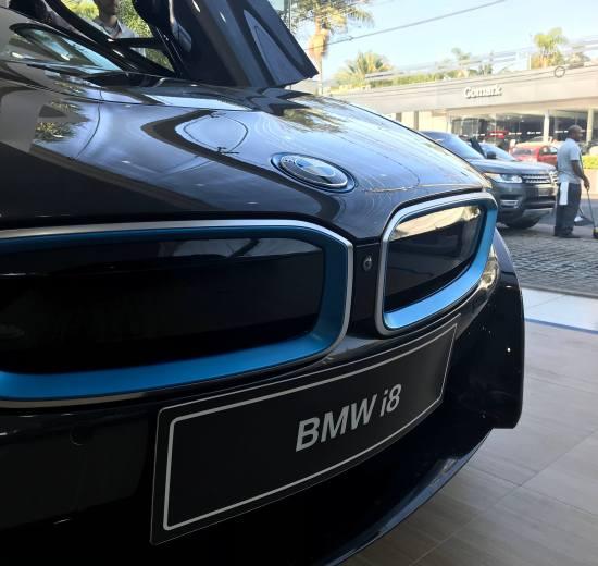 IMG 0910 - Corredor para carros elétricos que vai do Rio de Janeiro a São Paulo é inaugurado