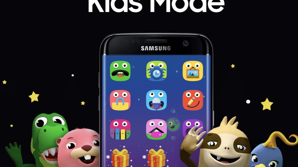 Proteja os seus filhos com o Modo Criança no seu Samsung Galaxy 4