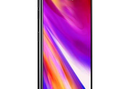 LG G7 En Black on shot notch off 07e - LG G7 ThinQ e LG V35 ThinQ são lançados oficialmente no Brasil