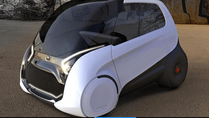A corrida pelo carro do futuro 8