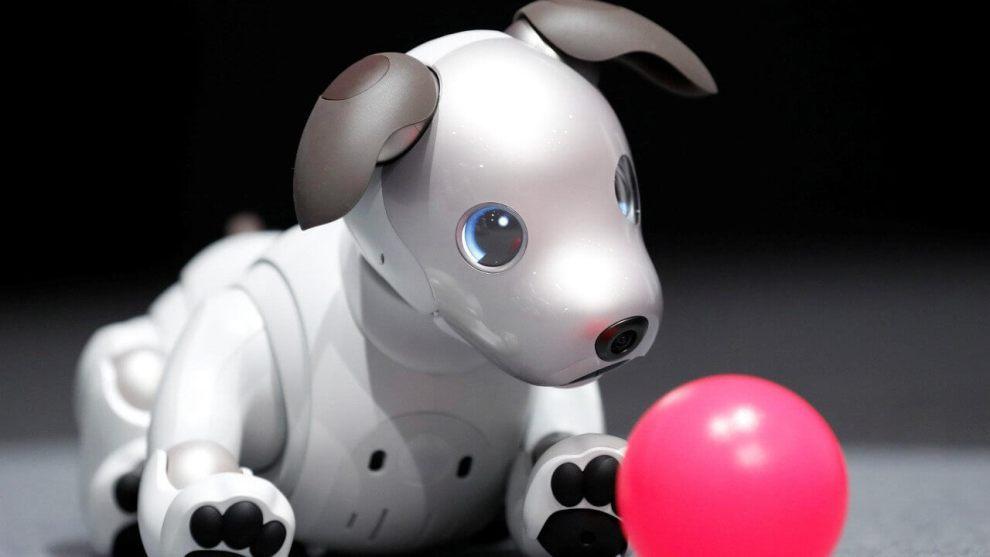 Aibo, o cão robô da Sony, tem pré-venda iniciada 6