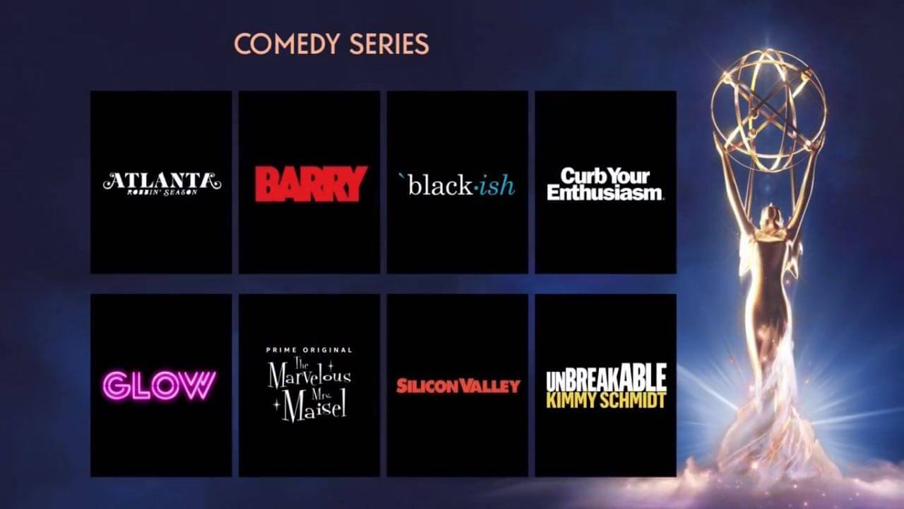 Emmys 2018: Conheça os indicados ao principal prêmio da televisão 10