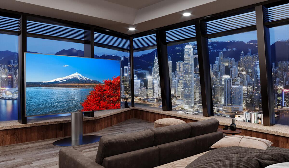 Z1 - Entenda como o brilho da TV te permite aproveitar cada detalhe das imagens