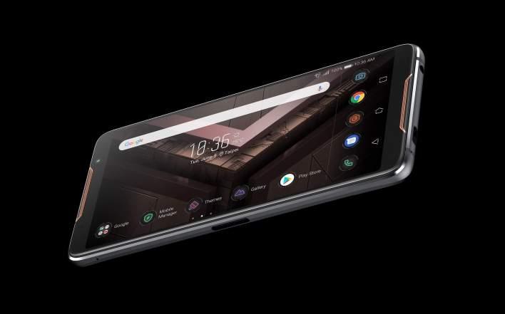 android authority asus rog gaming smartphone 2 1 - Galaxy Odyssey: Samsung pode lançar um smartphone gamer