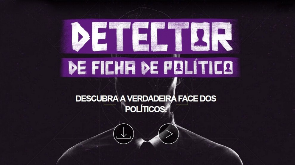 Aplicativo brasileiro que detecta corruptos ganha prêmio internacional 6