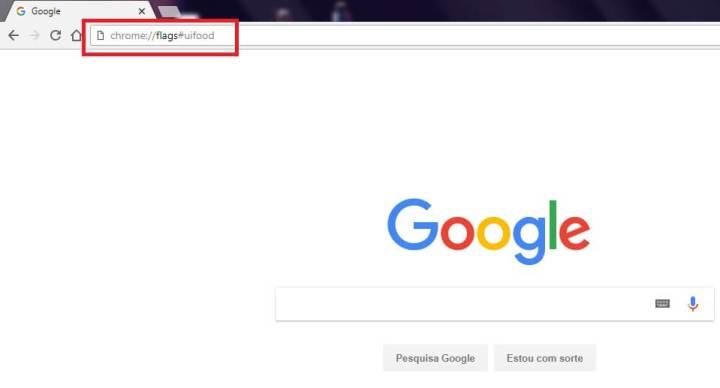 Como ativar a nova Interface do Google Chrome 5