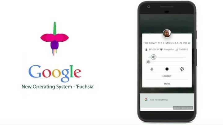 Google está começando a construir o Fuchsia OS para substituir Android 4