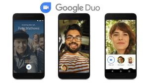 google duo1 - Google Duo ganha atualização que permite login em múltiplos smartphones