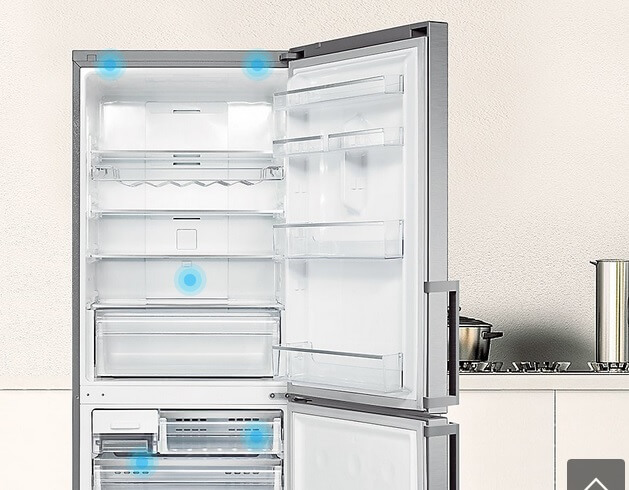 Qual é o lugar certo para os alimentos durarem mais na geladeira? 8