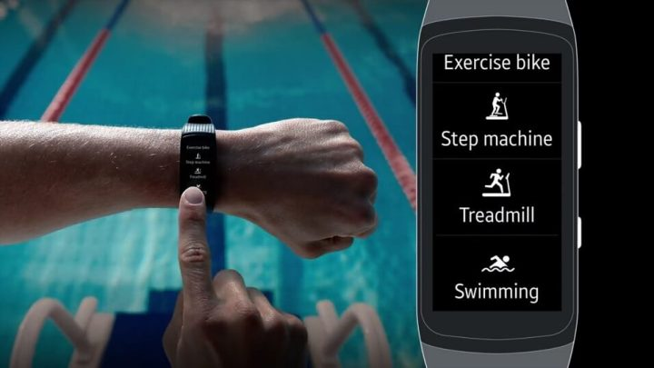 Wearables: Como gravar treinos de natação com o Gear Fit 2 Pro 9