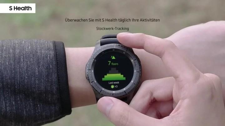 Wearables: dicas e truques para usar o Gear S3 na corrida e na academia 10