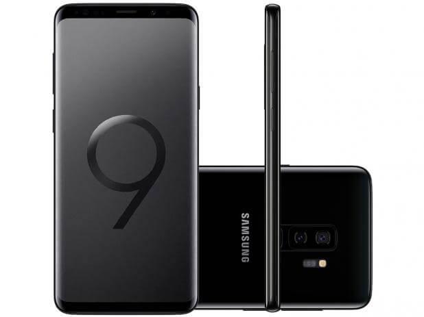 s9 e s9 - Saiba quais são os smartphones com tela infinita aqui no Brasil