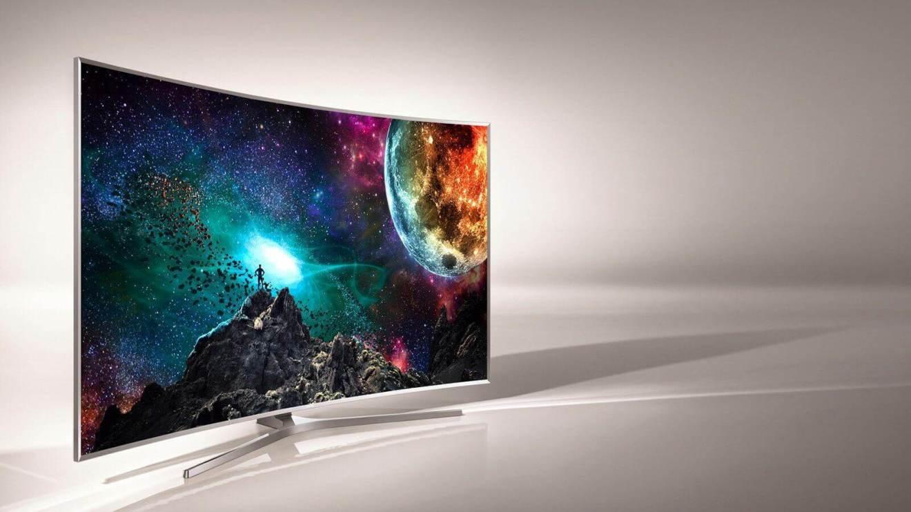 samsung qled tv - TVs QLED da Samsung ganham certificação de resistência ao efeito burn-in