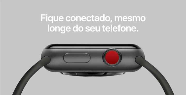 Review: Apple Watch Series 3 Cellular é a melhor versão do smartwatch 7