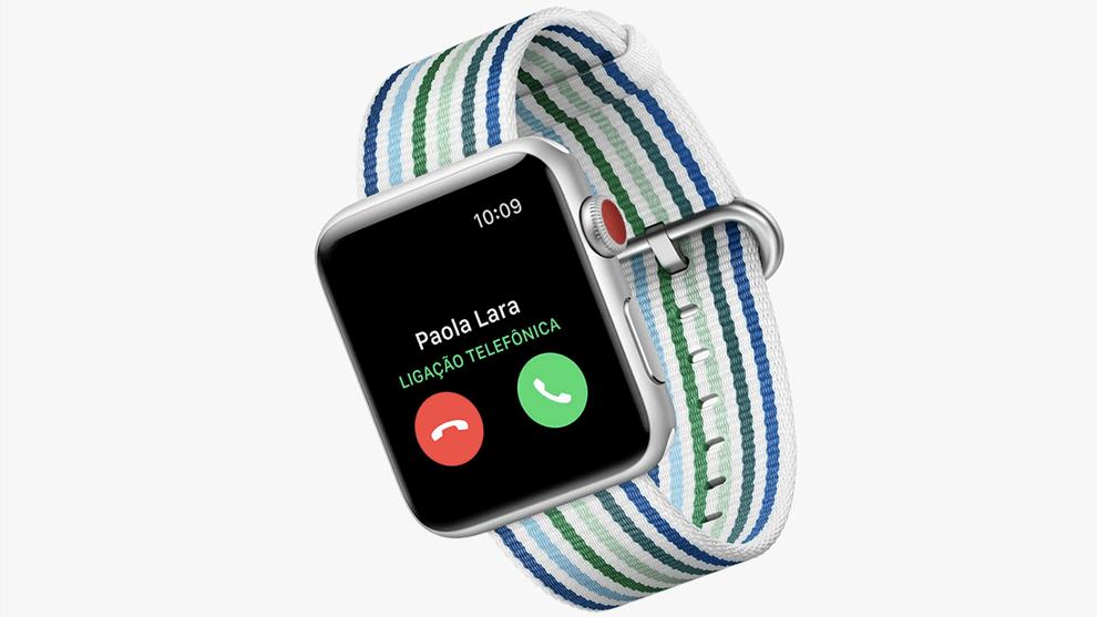 Função Celular do Apple Watch Series 3