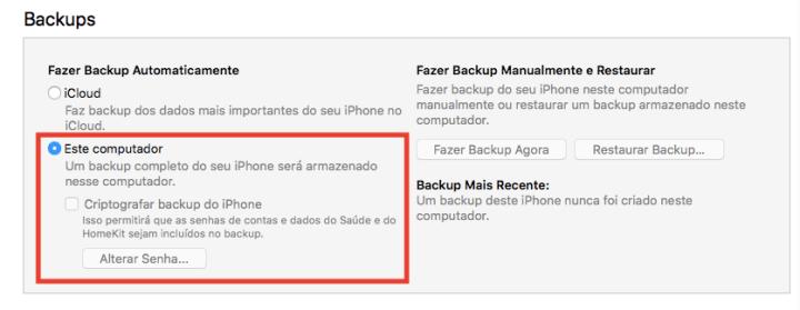 Tutorial: libere espaço no iPhone e iCloud fazendo backup das fotos no PC 8
