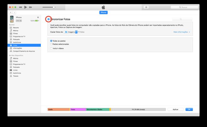Tutorial: libere espaço no iPhone e iCloud fazendo backup das fotos no PC 10