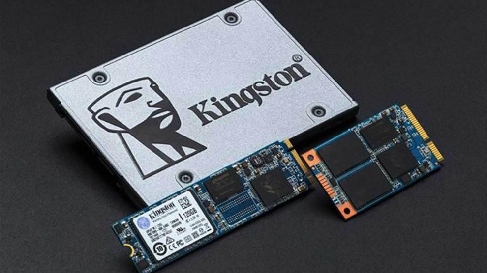 Kingston lança linha de SSDs UV500 no Brasil 8