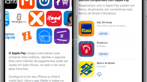 Apple Pay agora suporta também Banco do Brasil e Bradesco 7