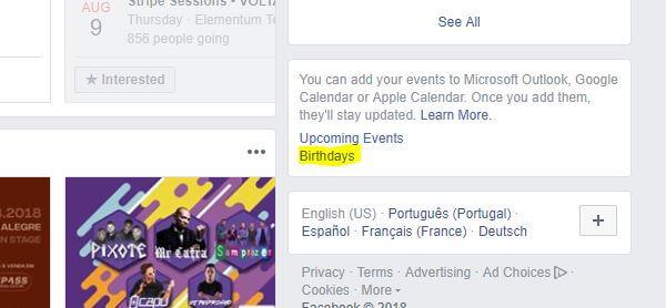 Aprenda a sincronizar eventos do Facebook com o Google Calendar 6