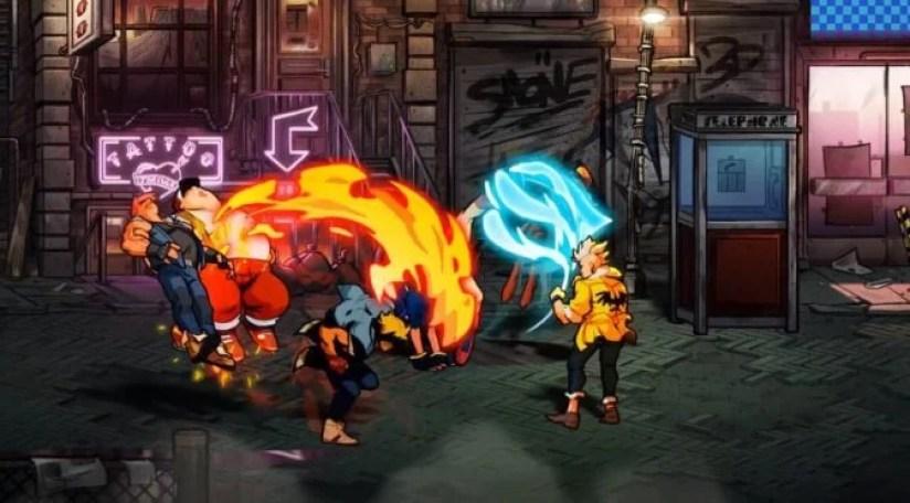Streets of Rage 4 672x372 - Streets of Rage 4 é anunciado para a surpresa de muitos fãs da série