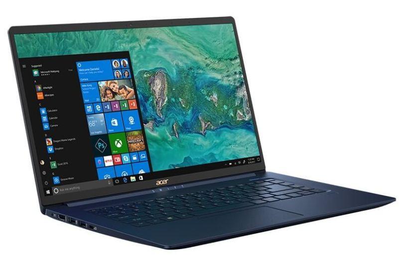 Swift 5 SF515 51T 11 1 - Acer atualiza a linha de notebooks Aspire e anuncia o ultrafino Swift 5
