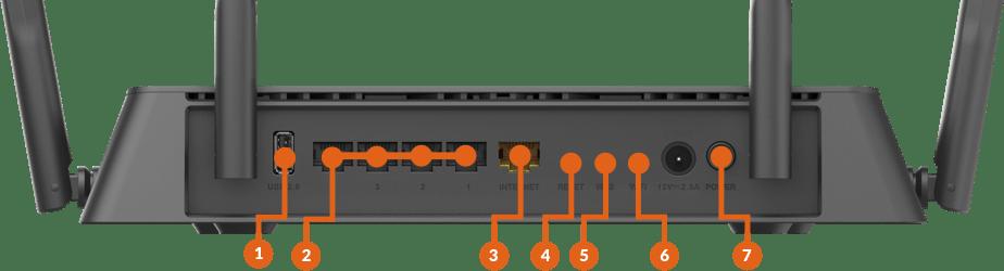 TRASEIRA - Review: roteador D-Link AC2600 (DIR-882) entrega eficiência para jogos