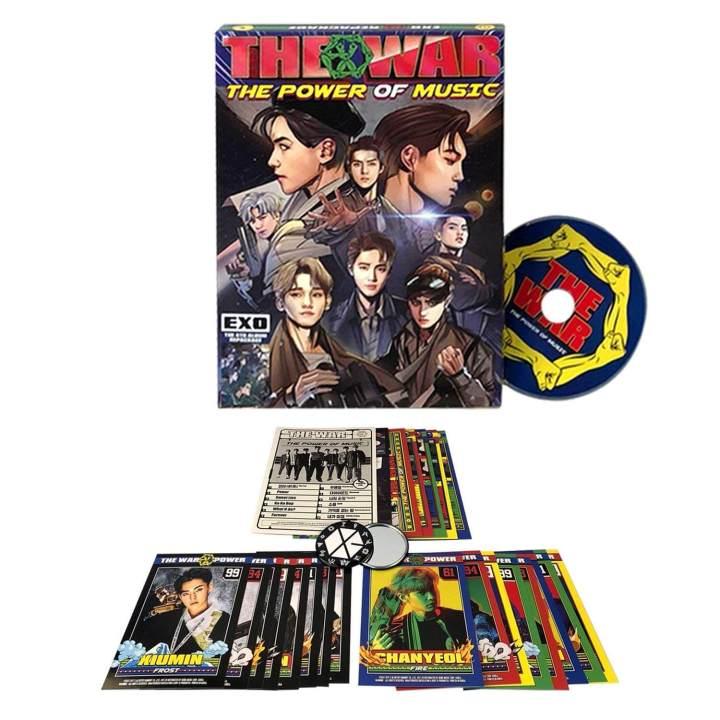 The War 720x720 - Nostalgia: será que os CDs entrarão em moda mais uma vez?