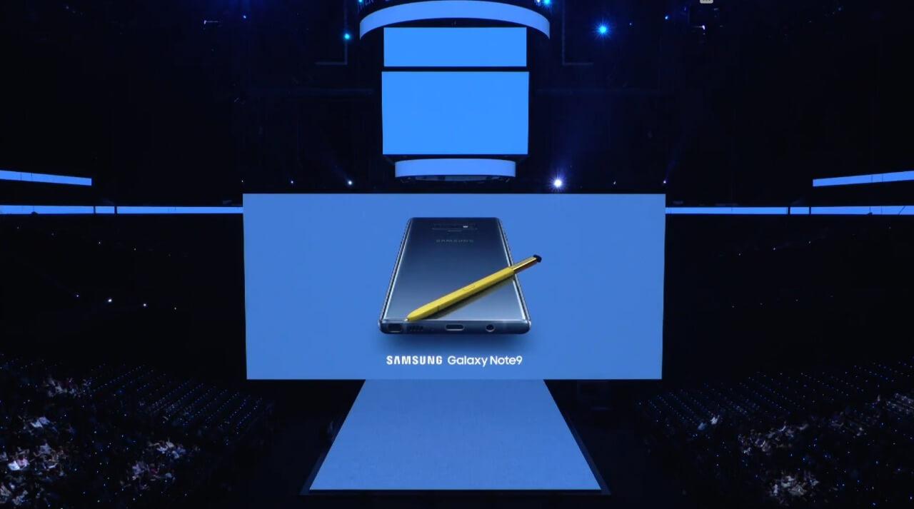 WhatsApp Image 2018 08 09 at 12.17.01 - Samsung lança Galaxy Note 9 em evento global; saiba tudo sobre ele