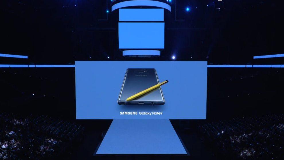 Samsung lança Galaxy Note 9 em evento global; saiba tudo sobre o modelo